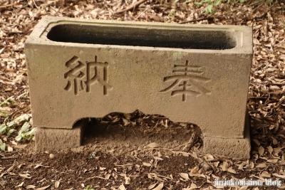 香取神社 古河市前林5