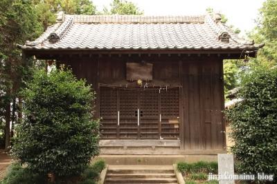 香取神社 古河市前林7