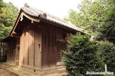 香取神社 古河市前林10