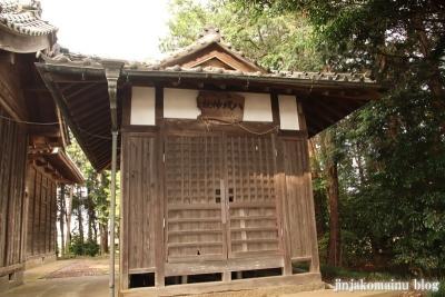 香取神社 古河市前林12