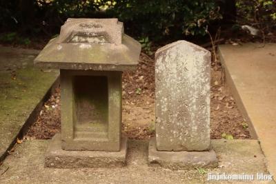 香取神社 古河市前林15