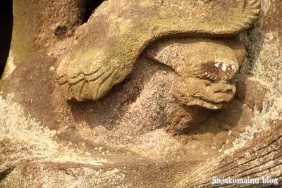 香取神社 古河市前林27