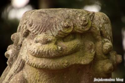 香取神社 古河市前林28