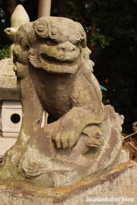 香取神社 古河市前林19