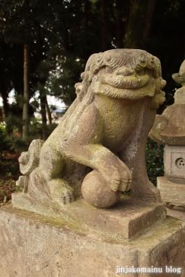 香取神社 古河市前林23
