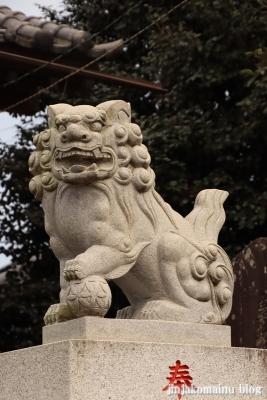 香取大明神 古河市大山5