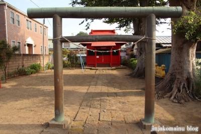 香取神社 古河市東本町2