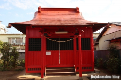香取神社 古河市東本町3