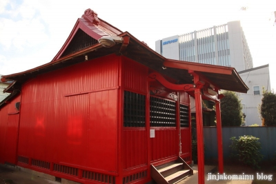 香取神社 古河市東本町4