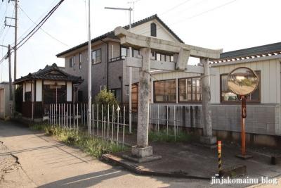 尾鍋稲荷神社 古河市下山町1