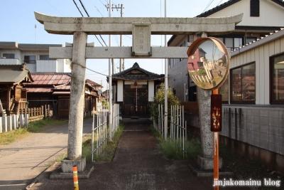 尾鍋稲荷神社 古河市下山町2