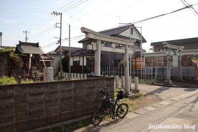 尾鍋稲荷神社 古河市下山町10