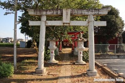 香取神社  古河市上辺見2