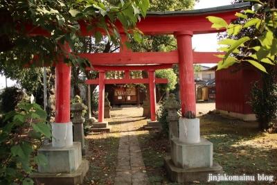 香取神社  古河市上辺見4
