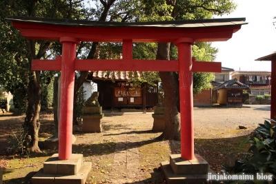 香取神社  古河市上辺見6