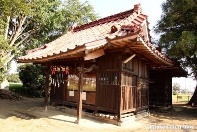 香取神社  古河市上辺見10
