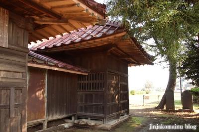香取神社  古河市上辺見11