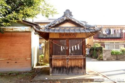 香取神社  古河市上辺見12