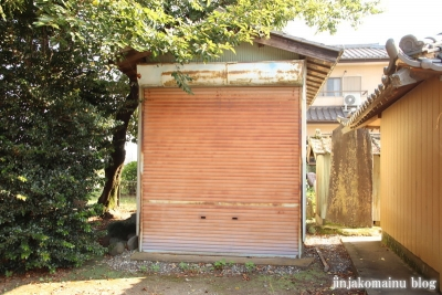 香取神社  古河市上辺見13