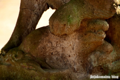 香取神社  古河市上辺見25