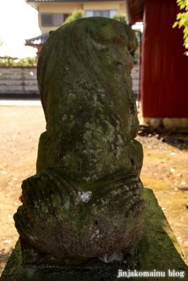 香取神社  古河市上辺見23