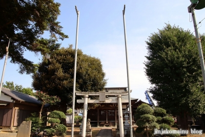 八幡神社 古河市関戸1