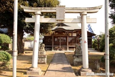 八幡神社 古河市関戸2
