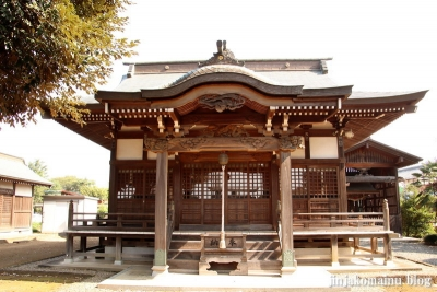 八幡神社 古河市関戸6