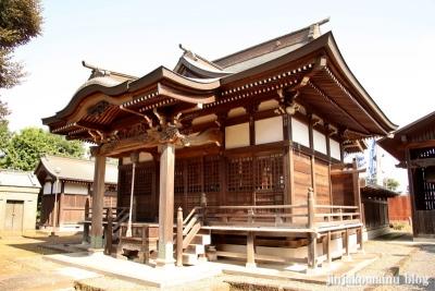 八幡神社 古河市関戸7