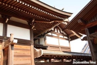 八幡神社 古河市関戸8