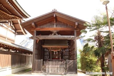 八幡神社 古河市関戸9