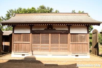 八幡神社 古河市関戸11