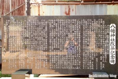 八幡神社 古河市関戸13