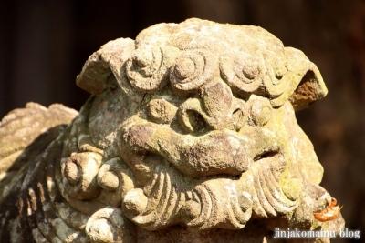 八幡神社 古河市関戸24