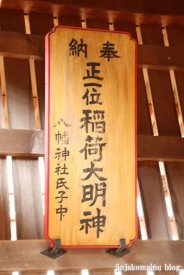 八幡神社 古河市関戸10