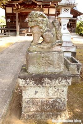 八幡神社 古河市関戸15