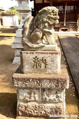 八幡神社 古河市関戸19
