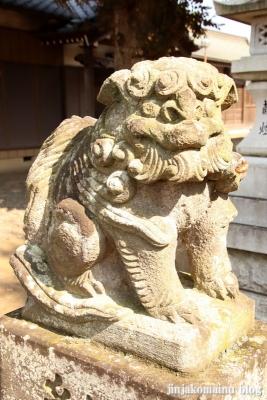 八幡神社 古河市関戸20