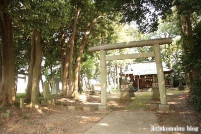 鹿島神社 古河市下大野23