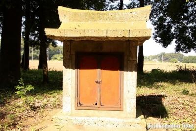 鹿島神社 古河市下大野34