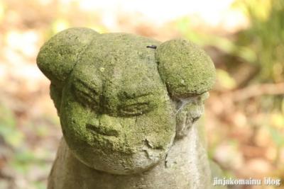 鹿島神社 古河市下大野22