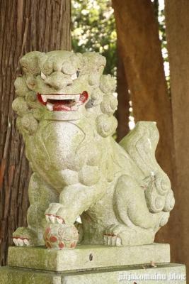 鹿島神社 古河市下大野5