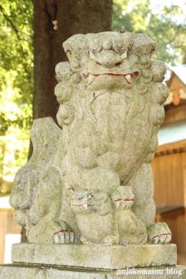 鹿島神社 古河市下大野6