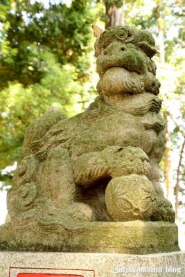 鹿島神社 古河市下大野12