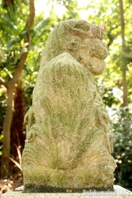 鹿島神社 古河市下大野14