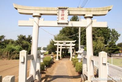 鷲神社 古河市稲宮2