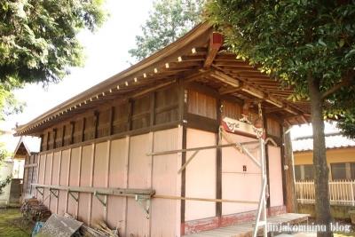 鷲神社 古河市稲宮11