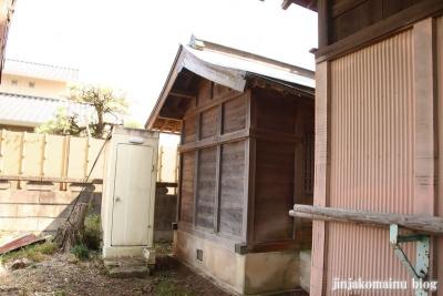鷲神社 古河市稲宮12