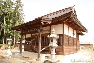 香取八幡神社  古河市小堤13
