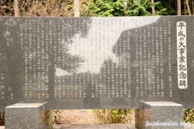 香取八幡神社  古河市小堤16